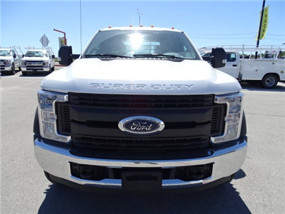 2017 F-550 Crew Cab DRW, Royal Flatbed Bodies Flatbed #TEB42262 - photo 9