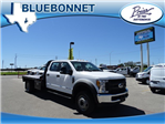 2017 F-550 Crew Cab DRW, Royal Flatbed Bodies Flatbed #TEB42262 - photo 1