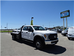 2017 F-550 Crew Cab DRW, Royal Flatbed Bodies Flatbed #TEB42262 - photo 3