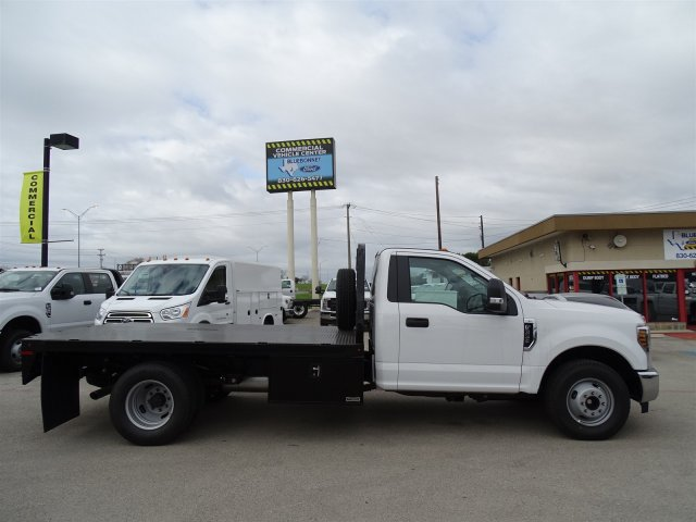 2018 F-350 Regular Cab DRW,  Knapheide PGNB Gooseneck Flatbed #TEB54151 - photo 4