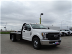 2018 F-350 Regular Cab DRW,  Knapheide PGNB Gooseneck Flatbed #TEB54151 - photo 3