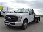 2018 F-350 Regular Cab DRW,  Knapheide PGNB Gooseneck Flatbed #TEB54151 - photo 8