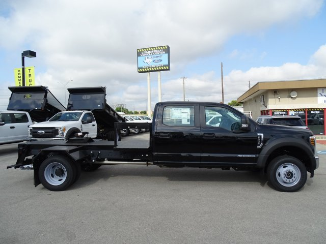 2018 F-550 Crew Cab DRW 4x4,  Hauler Body #TEB96251 - photo 13