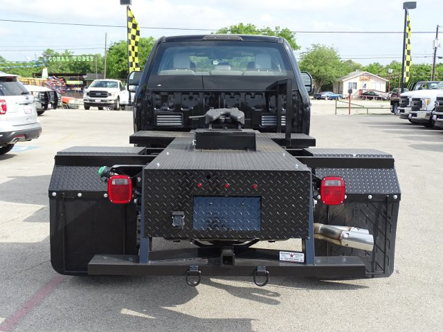 2018 F-550 Crew Cab DRW 4x4,  Hauler Body #TEB96251 - photo 14