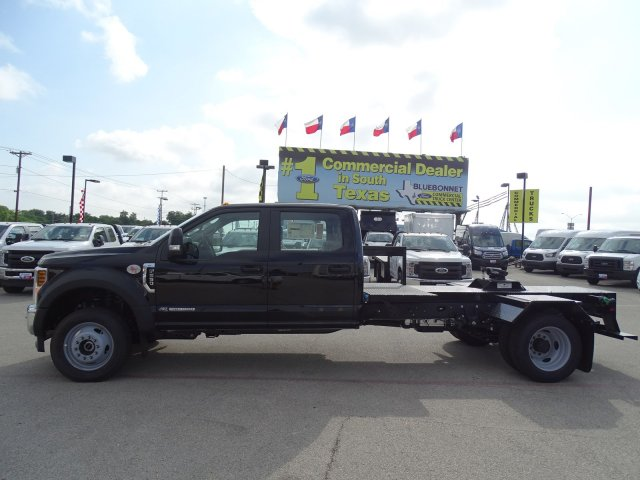2018 F-550 Crew Cab DRW 4x4,  Hauler Body #TEB96251 - photo 16