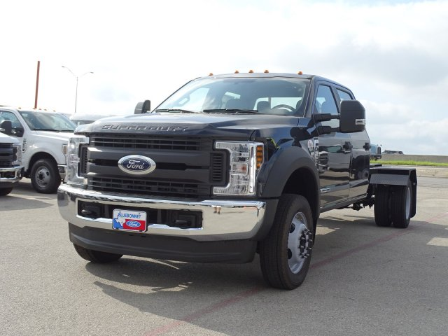 2018 F-550 Crew Cab DRW 4x4,  Hauler Body #TEB96251 - photo 17