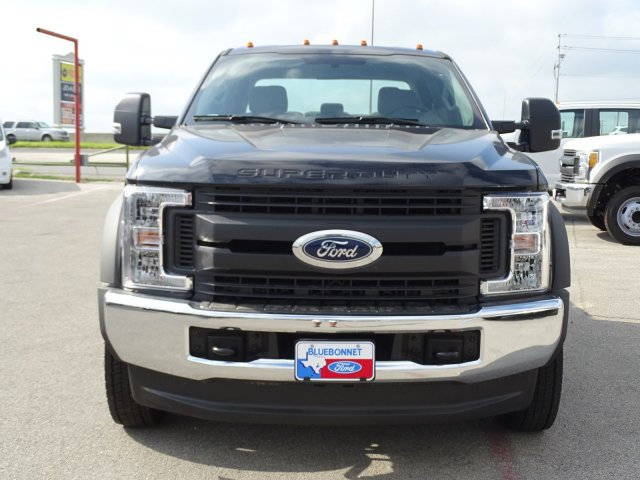 2018 F-550 Crew Cab DRW 4x4,  Hauler Body #TEB96251 - photo 18