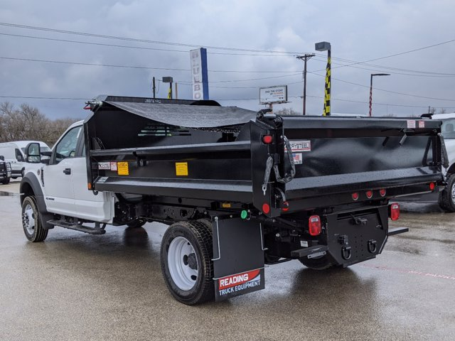 2021 Ford F-550 Super Cab DRW 4x4, Crysteel Dump Body #TEC15246 - photo 1