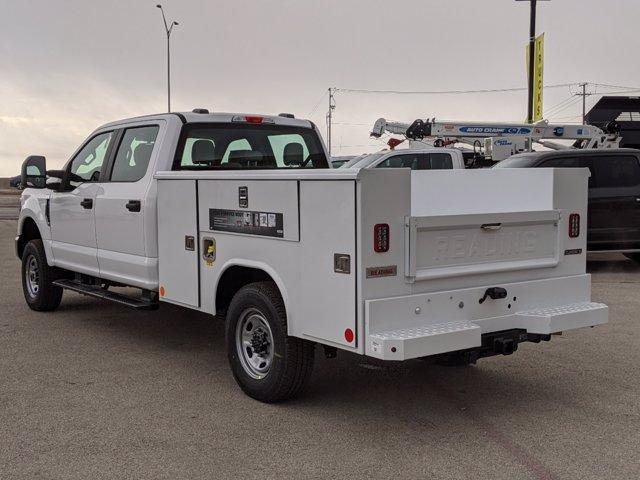 2021 Ford F-250 Crew Cab 4x4, Reading Service Body #TEC15252 - photo 1