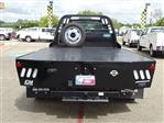 2019 F-550 Regular Cab DRW 4x2,  CM Truck Beds RD Model Flatbed #TEC16315 - photo 5