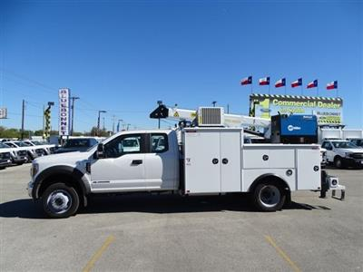 2019 F-550 Super Cab DRW 4x4,  Palfinger PAL Pro 43 Service Body #TEC16343 - photo 8