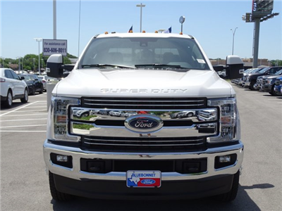 2018 F-350 Crew Cab DRW 4x4, Pickup #TEC40184 - photo 9