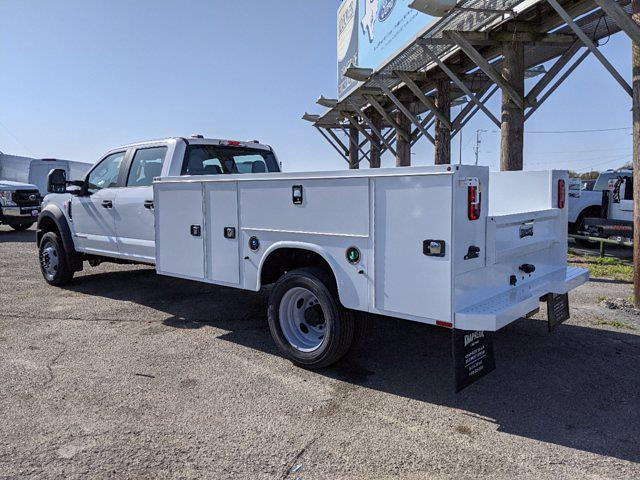 2021 Ford F-550 Crew Cab DRW 4x2, Knapheide Service Body #TEC43185 - photo 1