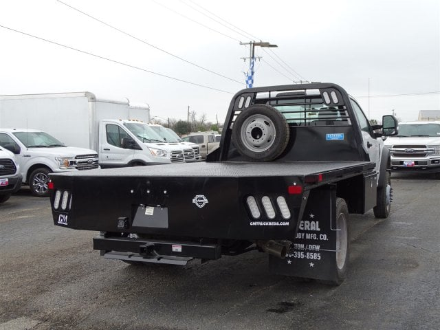 2019 F-450 Regular Cab DRW 4x2,  CM Truck Beds Platform Body #TEC52231 - photo 2