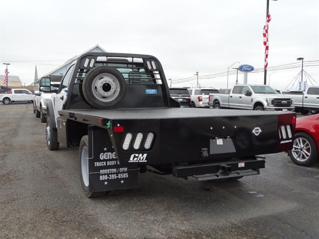 2019 F-450 Regular Cab DRW 4x2,  CM Truck Beds Platform Body #TEC52231 - photo 4