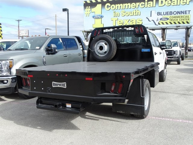 2019 F-350 Crew Cab DRW 4x4,  Knapheide Platform Body #TEC52249 - photo 2
