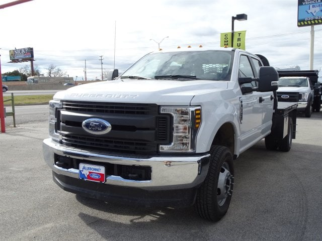 2019 F-350 Crew Cab DRW 4x4,  Knapheide Platform Body #TEC52249 - photo 6