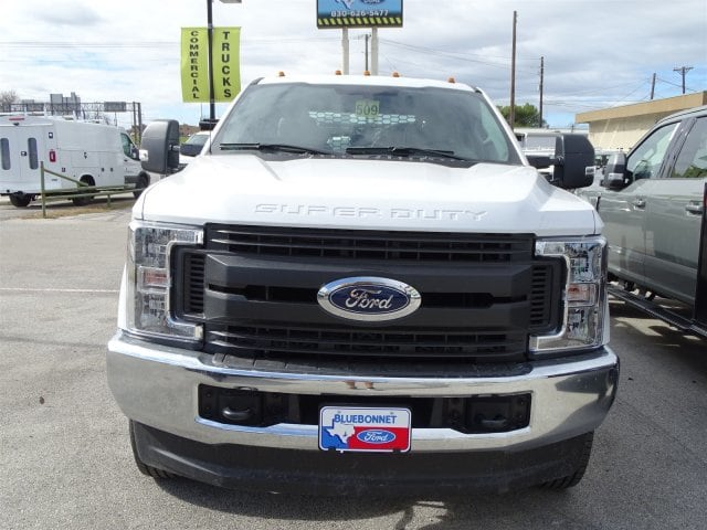 2019 F-350 Crew Cab DRW 4x4,  Knapheide Platform Body #TEC52249 - photo 7