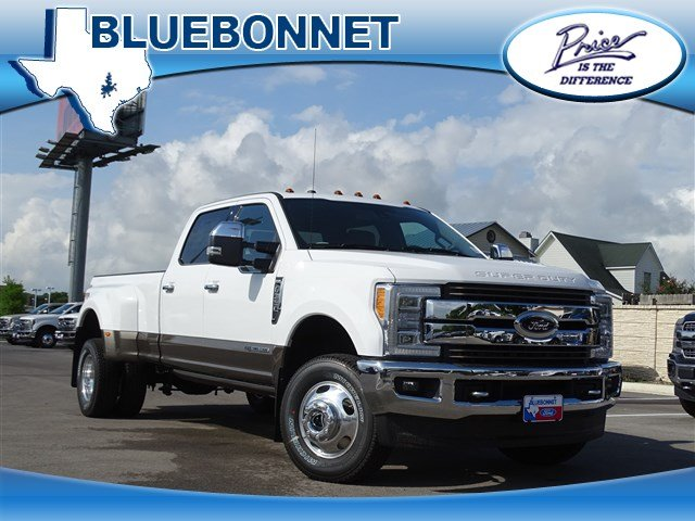 2018 F-350 Crew Cab DRW 4x4,  Pickup #TEC57016 - photo 1