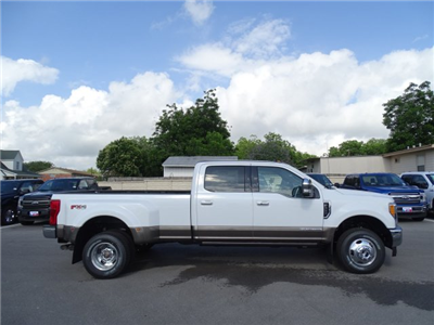 2018 F-350 Crew Cab DRW 4x4,  Pickup #TEC57016 - photo 3