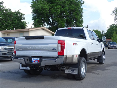 2018 F-350 Crew Cab DRW 4x4,  Pickup #TEC57016 - photo 2