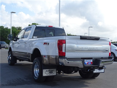 2018 F-350 Crew Cab DRW 4x4,  Pickup #TEC57016 - photo 6