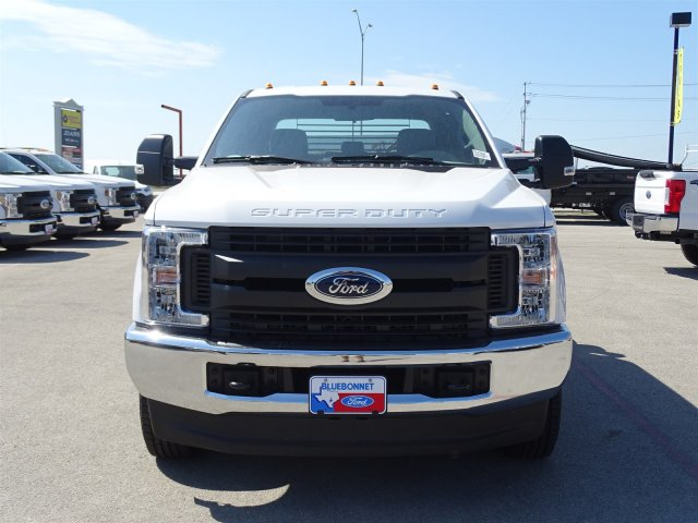 2018 F-350 Crew Cab DRW 4x4,  Cadet Flatbed #TEC57024 - photo 9