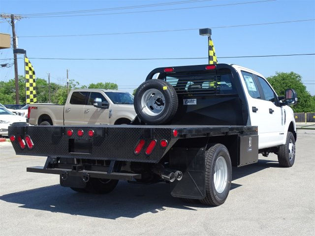 2018 F-350 Crew Cab DRW 4x4,  Cadet Flatbed #TEC57024 - photo 2