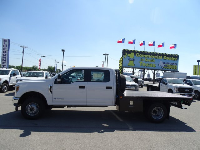 2018 F-350 Crew Cab DRW 4x4,  Cadet Flatbed #TEC57024 - photo 7