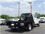 2018 F-350 Crew Cab DRW 4x4,  Flatbed #TEC57025 - photo 2
