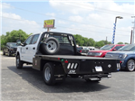 2018 F-350 Crew Cab DRW 4x4,  Flatbed #TEC57025 - photo 6