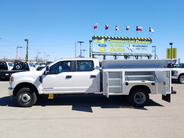 2020 Ford F-350 Crew Cab DRW 4x4, Royal Service Body #TEC57234 - photo 10