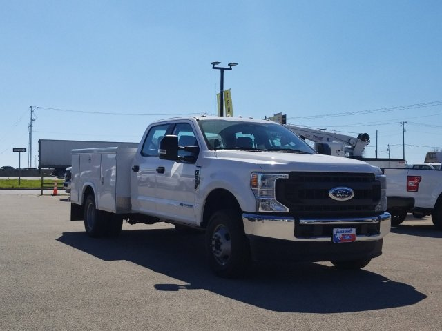 2020 Ford F-350 Crew Cab DRW 4x4, Royal Service Body #TEC57234 - photo 21