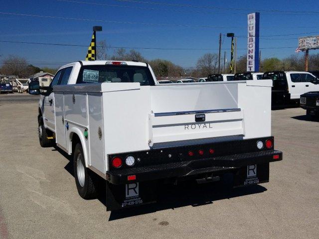 2020 Ford F-350 Crew Cab DRW 4x4, Royal Service Body #TEC57234 - photo 28