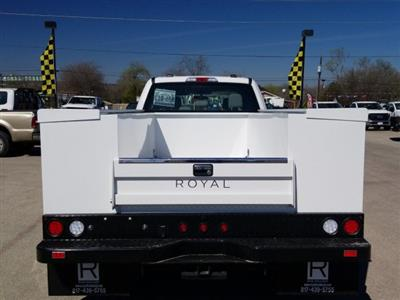 2020 Ford F-350 Crew Cab DRW 4x4, Royal Service Body #TEC57234 - photo 36