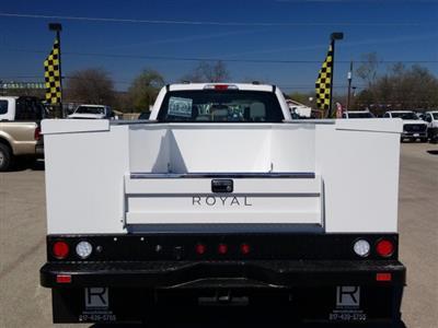 2020 Ford F-350 Crew Cab DRW 4x4, Royal Service Body #TEC57234 - photo 7