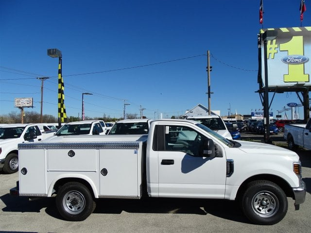2019 F-250 Regular Cab 4x2,  Royal Service Body #TEC58879 - photo 3