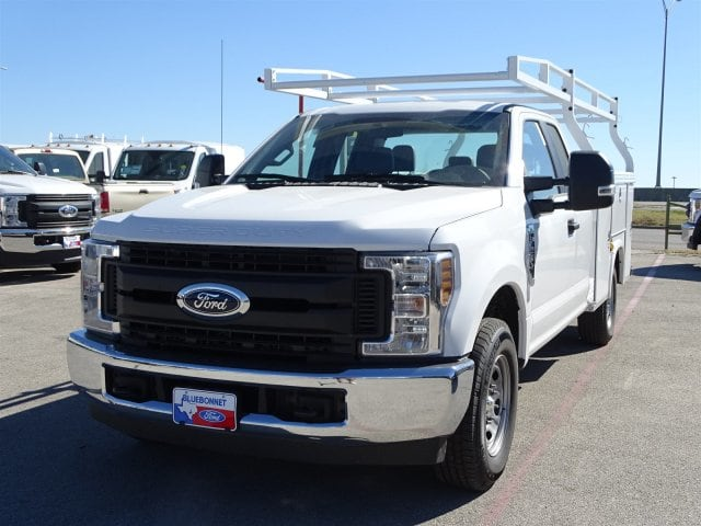 2019 F-250 Super Cab 4x2,  Royal Service Body #TEC58885 - photo 7