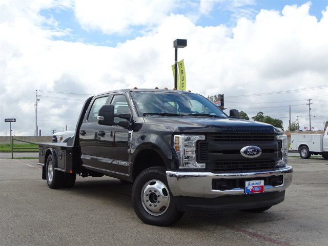 2018 F-350 Crew Cab DRW 4x4,  Flatbed #TEC78355 - photo 5