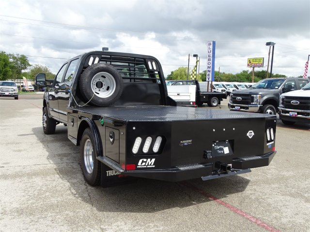 2018 F-350 Crew Cab DRW 4x4,  Flatbed #TEC78355 - photo 9