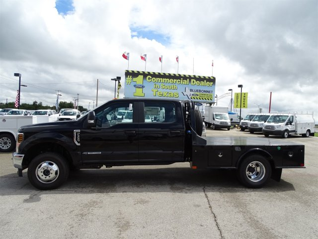 2018 F-350 Crew Cab DRW 4x4,  Flatbed #TEC78355 - photo 6
