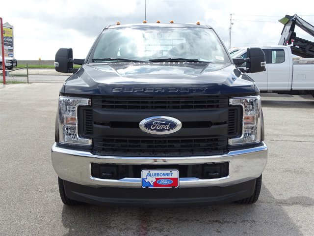 2018 F-350 Crew Cab DRW 4x4,  Flatbed #TEC78355 - photo 8