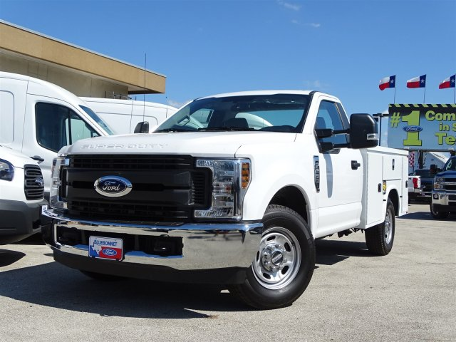2018 F-250 Regular Cab 4x2,  Knapheide Standard Service Body #TEC82669 - photo 3