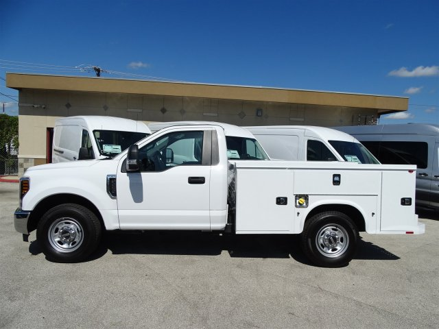 2018 F-250 Regular Cab 4x2,  Knapheide Standard Service Body #TEC82669 - photo 4
