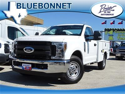 2018 F-250 Regular Cab 4x2,  Knapheide Standard Service Body #TEC82669 - photo 1