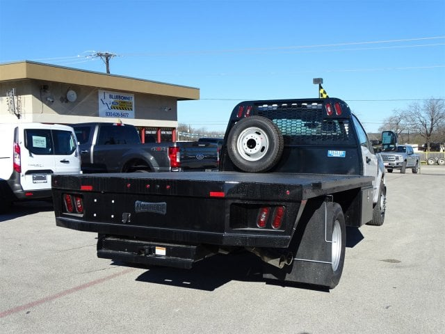 2019 F-350 Regular Cab DRW 4x2,  Knapheide Platform Body #TED03409 - photo 2