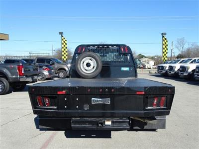 2019 F-350 Regular Cab DRW 4x2,  Knapheide PGNB Gooseneck Flatbed #TED03409 - photo 4