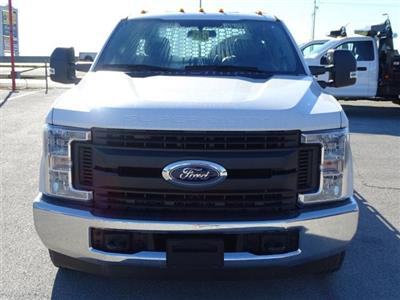 2019 F-350 Regular Cab DRW 4x2,  Knapheide PGNB Gooseneck Flatbed #TED03409 - photo 7