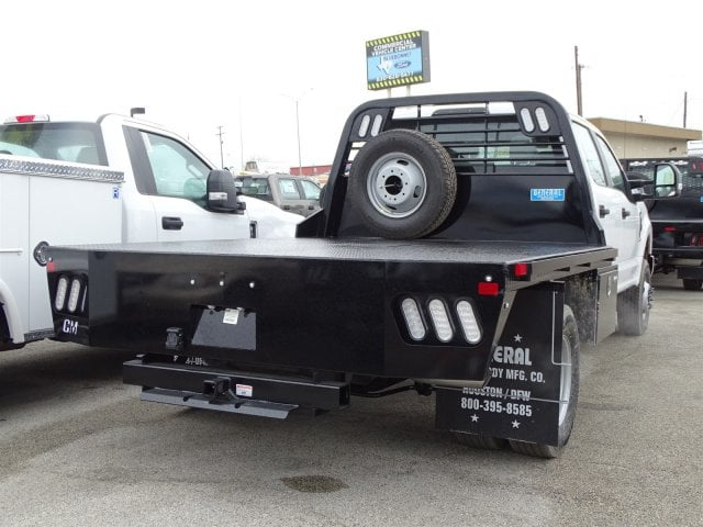 2019 F-350 Crew Cab DRW 4x4,  CM Truck Beds Platform Body #TED03437 - photo 2