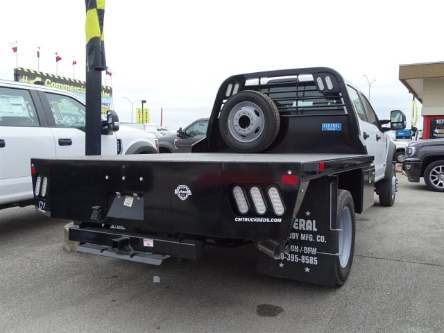 2019 F-550 Crew Cab DRW 4x4,  CM Truck Beds Platform Body #TED03450 - photo 2